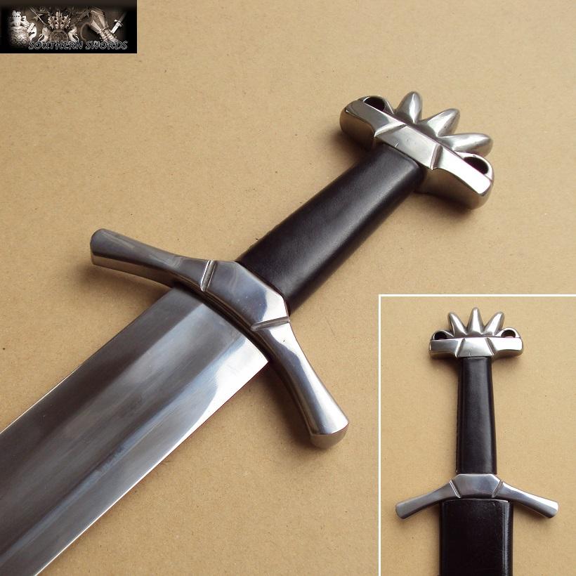 Letter Before Action >> Swedish Viking Sword & Scabbard